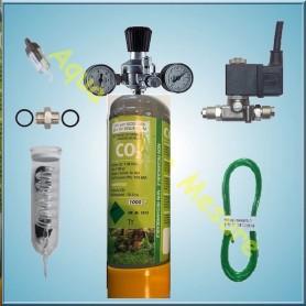 Kit CO2 80 à 300L Bouteille...