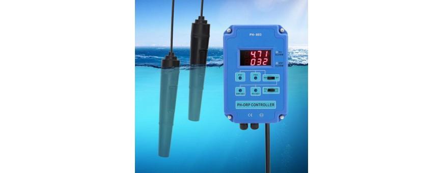 P-H mètre contrôleur CO2